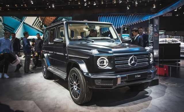 2019 Mercedes Benz G Class Is World S Most Expensive Suv Benz G