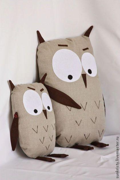 """Сова """"Экологичный вы наш!"""" - сова,игрушка сова,купить сову,купить игрушку сову"""