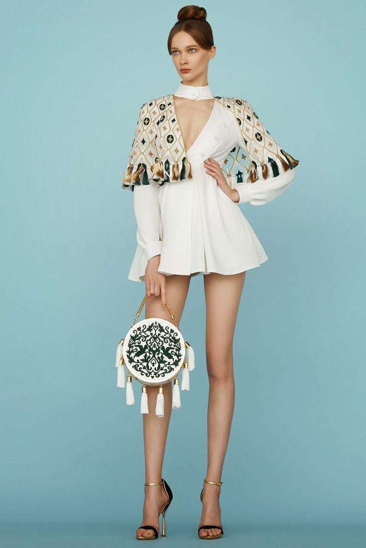 Ulyana Sergeenko : le retour de la tsarine   Le Cas Stelda - blog mode et chroniques