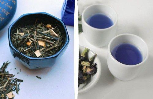 Il tè oolong per perdere peso