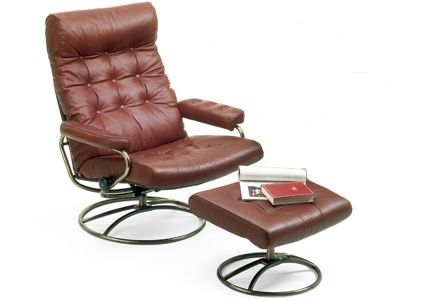 Stressless Jazz Medium - Hvilestol - Norsk design- og arkitektursenter