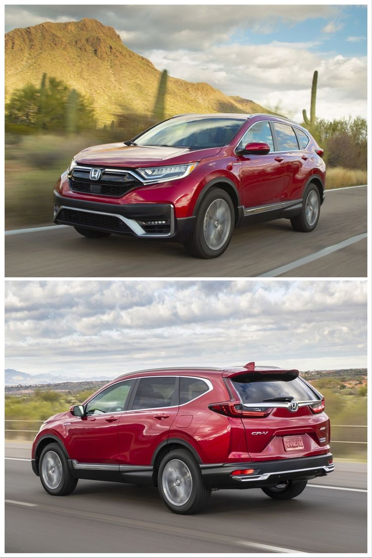 2020 Honda CRV Hybrid First Drive in 2020 Honda cr