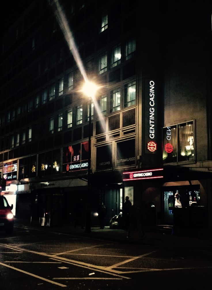 Genting Casino: London Soho