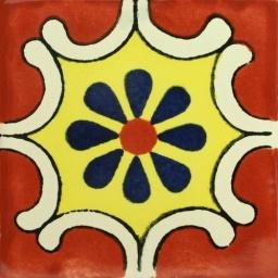 DOLORES - Patterned Tile - Mexican Tile Designs