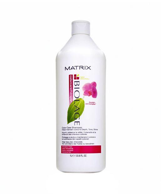 No. 1: Matrix Biolage Color Care Shampoo, $16