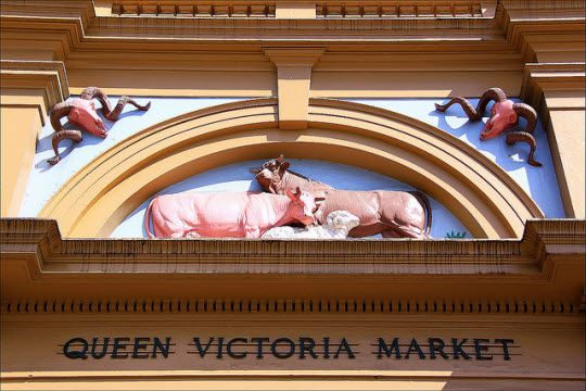 Melbourne's Queen Victoria Market http://thingstodo.viator.com/melbourne/melbournes-queen-victoria-market/