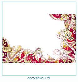 decorative Photo frame 279 photofuneditor.com