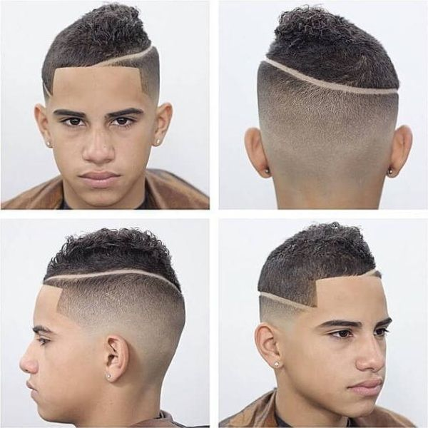 Cool Line Designs In Hair : Best ideas about hair designs for men on pinterest