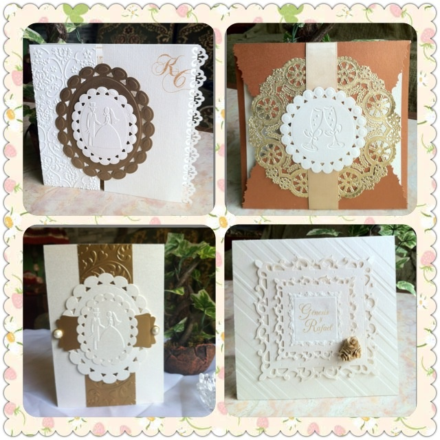 Beautiful invitations for your wedding