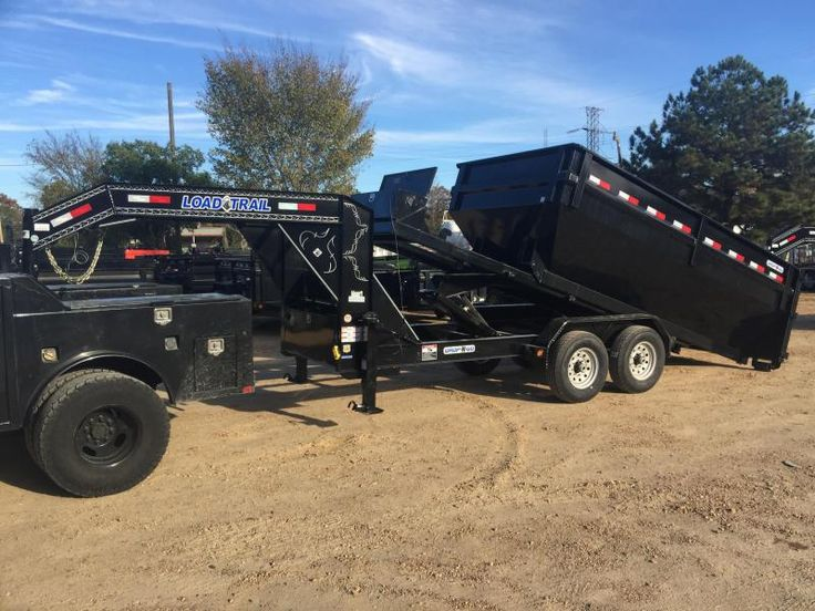 !MUST SEE! Load Trail 14' DROP-N-GO Dump Trailer BRAND NEW!!! | Load Trail Trailers For sale | Utility and Flatbed Trailers in Pearl, MS