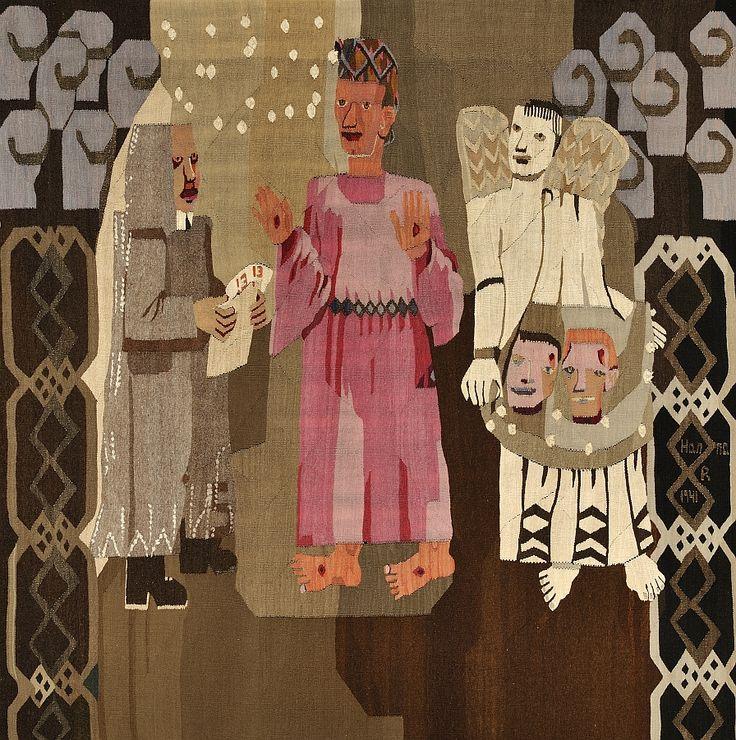 Hannah Ryggen, Freiheit (Freedom), 1941