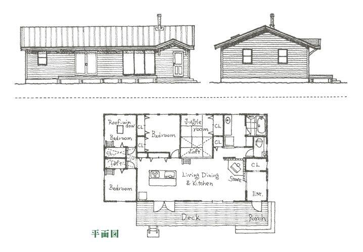 ハーフビルドで手づくりの家を実現された方の実例紹介と、かかった費用を余すところなく紹介。これからセルフビルドやDIYの建築を考えている方には、非常に参考になるだろう。