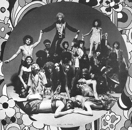 Hair the Musical 1960s