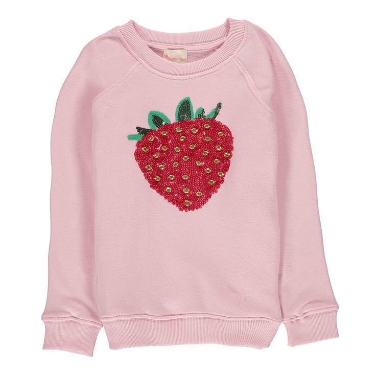 sweat-fraise-sequins-rose-pale