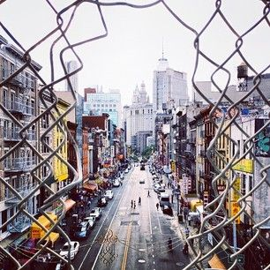 @setias11 looks out over the busy suburb of Brooklyn in New York City, USA.  Tag #travelnewhorizons and we'll share our faves! #travel #brooklyn #nyc #america