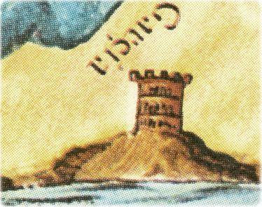O Castelo de Garcia d'Ávila, em Praia do Forte, litoral norte da Bahia, foi iniciado em 1551 e concluído em 1624. Suas ruínas estão entre as mais antigas do Brasil. Foi a maior edificação portuguesa construída no Brasil, até a época.