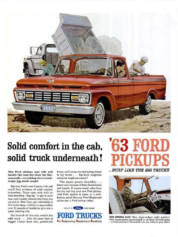 best type of trucks site:pinterest.com - 1000+ images about ed rucks-FOD... on Pinterest  uction, Ford ...