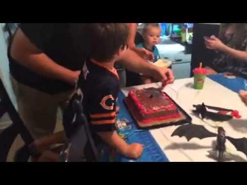Smell The Cake Birthday Prank - #funny #Birthday #prank