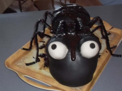 Chocolate Covered Ant Cake By NJCakery on CakeCentral.com