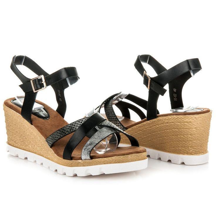 Klinové sandále BELLO 55-62B