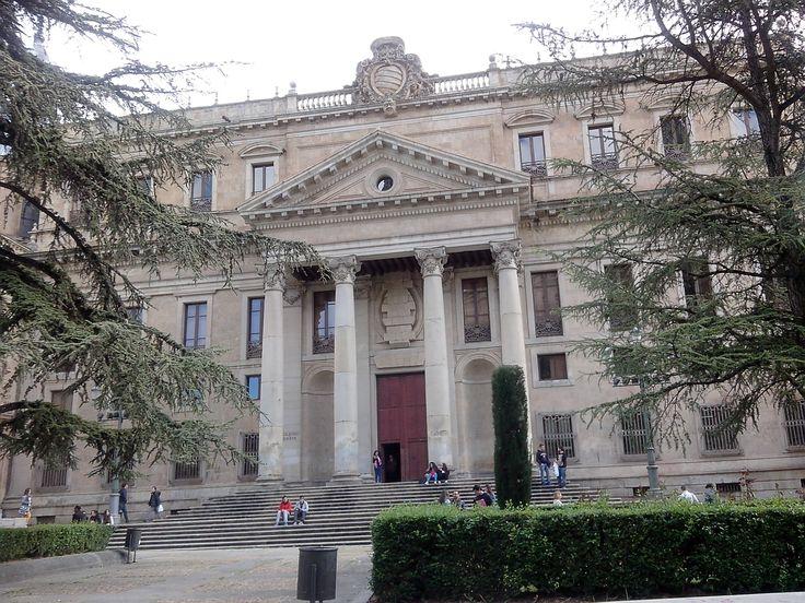PALACIO DE ANAYA, SALAMANCA.ESPAÑA