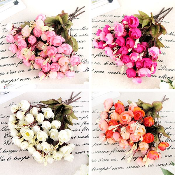 Cheap decorative flower arrangement, Buy Quality flower hair decoration directly from China flower cabochon Suppliers: Description:Classic European style and high realistic appearance.Smooth and exquisite silk-like material.No color fading