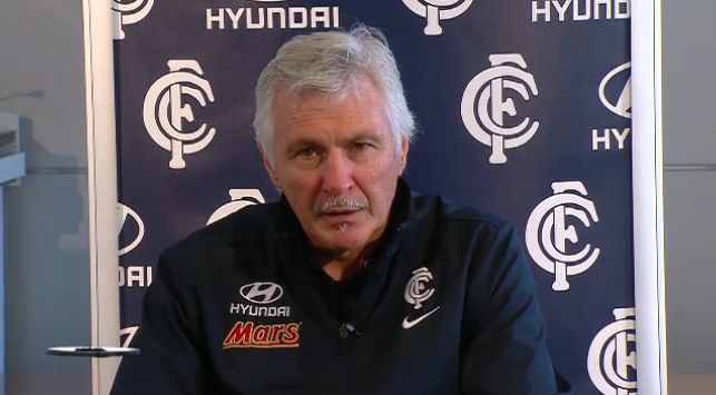 Carlton coach Mick malthouse is disturbed by the AFL's silence on the Jobe Watson drug confession. Read more here.