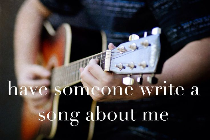 LEARN HOW TO WRITE A SONG: a step-by-step guide
