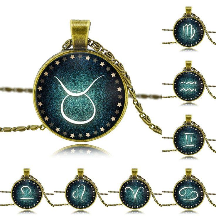 Купить Знак кулон ожерелье стекло кабошон античная бронзовая ожерелье аватар искусство заявление ожерелье созвездие мода для женщини другие товары категории Подвескив магазине Glass GalaxyнаAliExpress. ожерелье аллергии и Ожерелье жизни