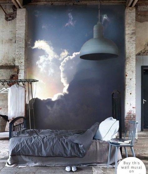 Fototapete Wolken  - Inspiration , Raumgestaltung - Galerie • PIXERS.de
