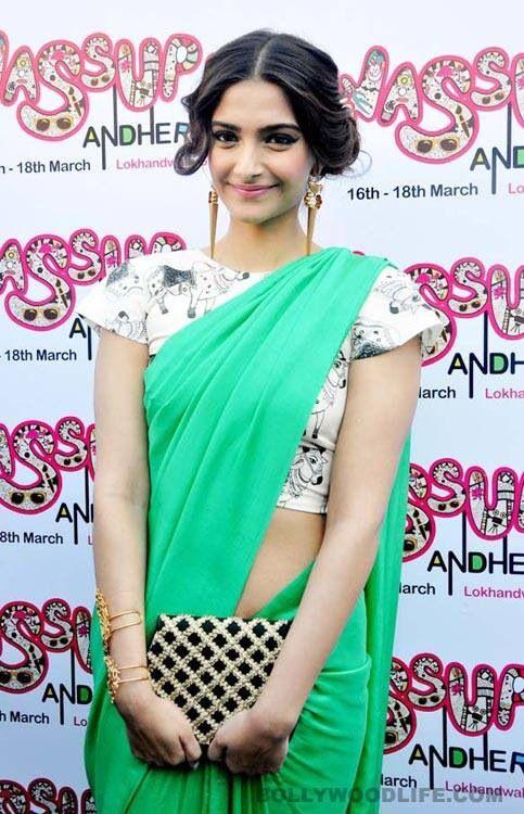 Saree#sonal kapoor