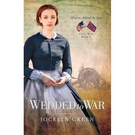 Novel Reviews: Jocelyn Green's Wedded to War ~ ReviewedWorth Reading, Book Club, Book Worth, Nurs, Historical Fiction, Jocelyn Green, Book Reviews, True Stories, The Civil Wars
