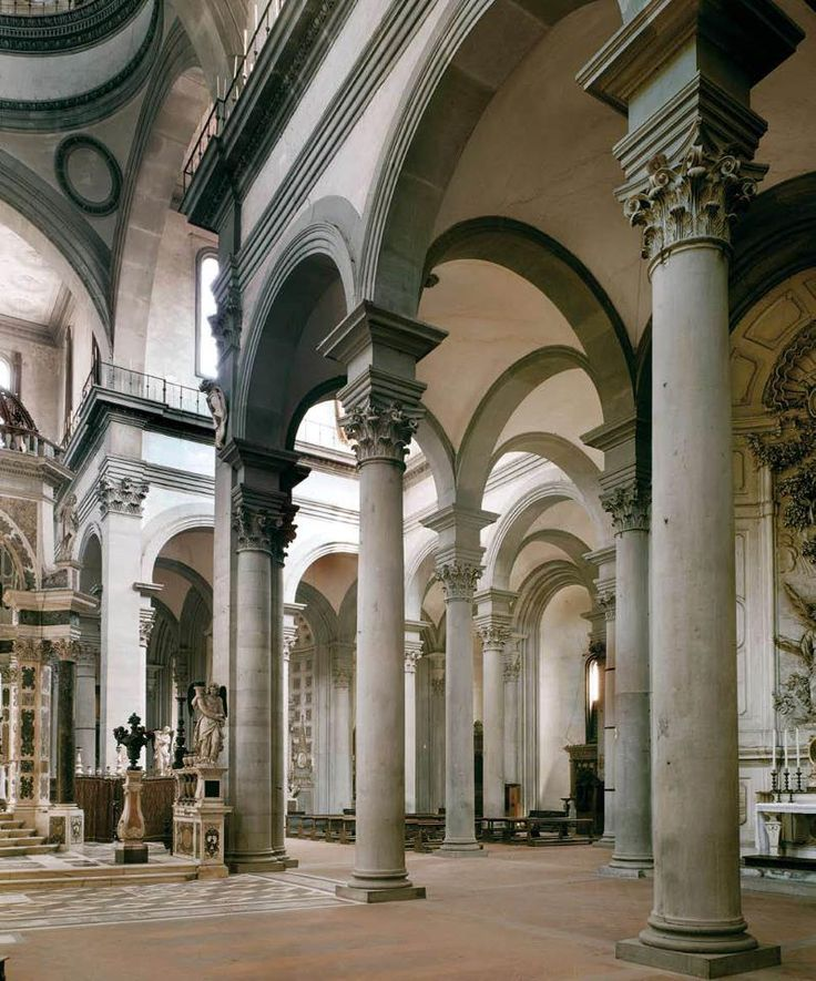 Basilica di Santo Spirito, Florence