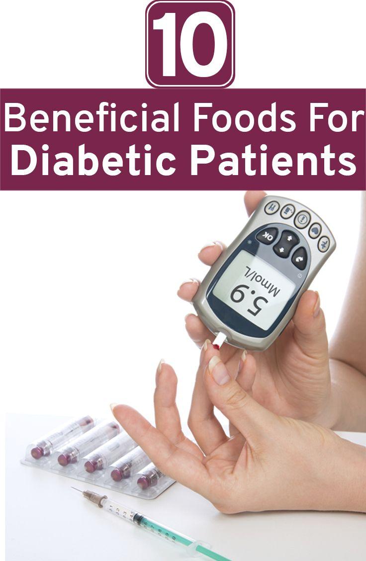 10 Beneficial Foods For Diabetic Patients #FoodsForDiabeticPatients