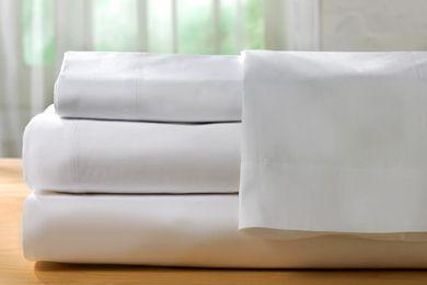 Egyptian cotton Sheets - White