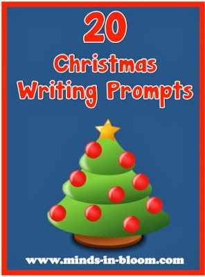 20 Fun and Creative Christmas Writing Prompts!