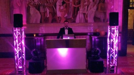 Hire a professional DJ in London with Yes Entertainment