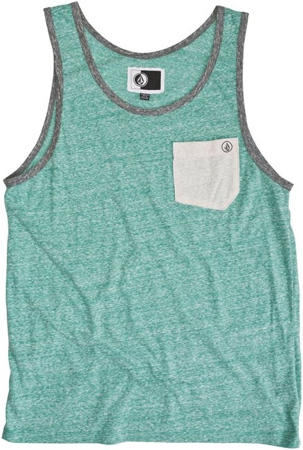 VOLCOM TEMPEST POCKET TANK > Mens > Clothing > Tanks | Swell.com