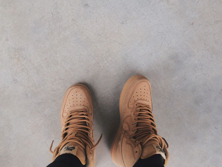 Some type of vibe with Nike Air Force1