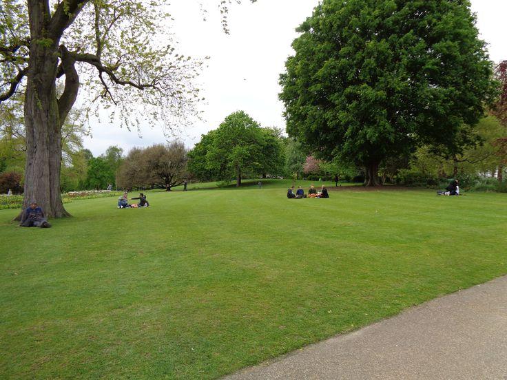 Hyde Park London!!!