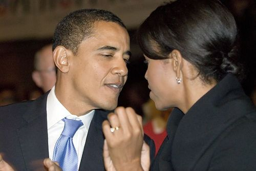 images with barack and michelle | barack-and-michelle-obama-1