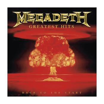 """Greatest hits - Back to the start"" dei #Megadeth."