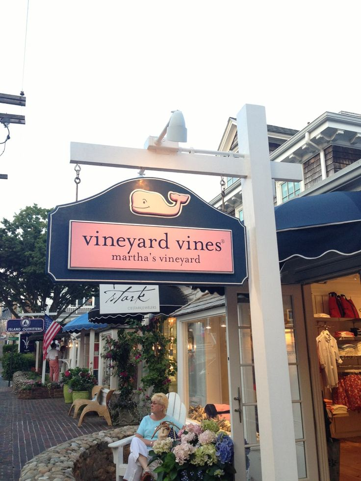 martha's vineyard-vineyard vines