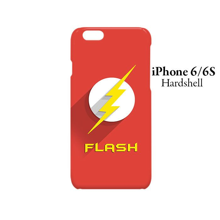 Flash Superhero iPhone 6/6s Hardshell Case