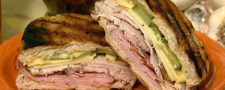 Cuban Sandwich Recipe | The Chew - ABC.com