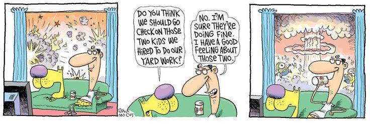 despicable me comics strip  minions job  part 3