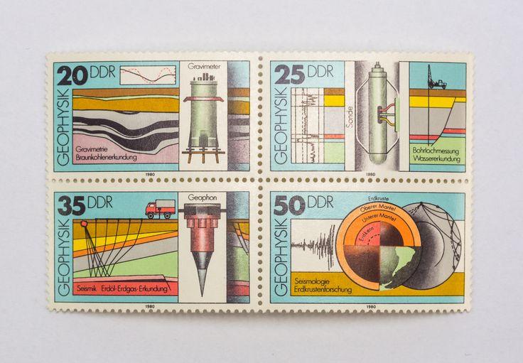 ddr museum museum objektdatenbank briefmarken geophysik copyright ddr museum berlin. Black Bedroom Furniture Sets. Home Design Ideas