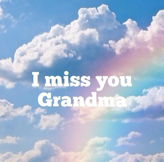 I Miss My Grandma Quotes: 17 Best Images About ~I Miss You Grandma~ On Pinterest