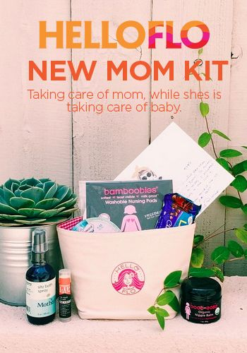 Perfect gift for any new momma! With Mother's Day right around the corner, keep this kit in mind for any mommy-to-be in your life!