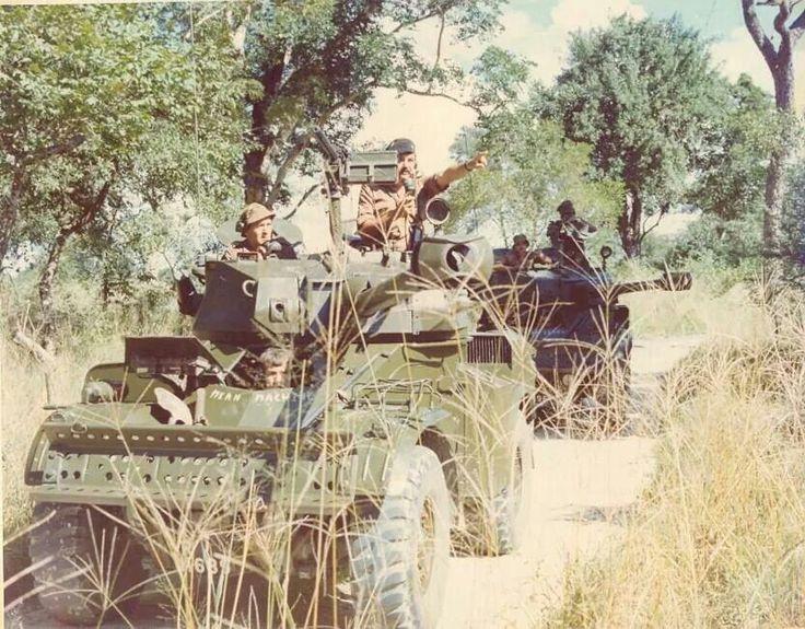 Eland patrol